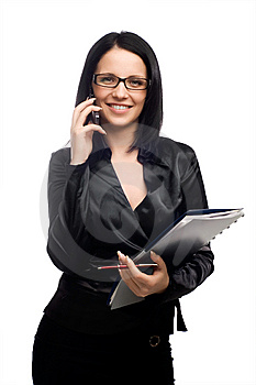 Beautiful Businesswomen Stock Photo - Image: 8528500