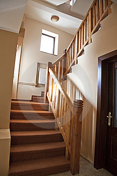 Stairs Royalty Free Stock Image - Image: 8528636