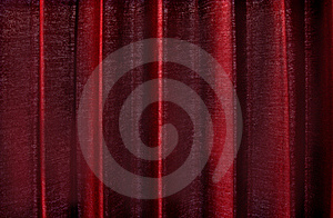 Red Velvet Stage Curtain Royalty Free Stock Photos - Image: 8528928
