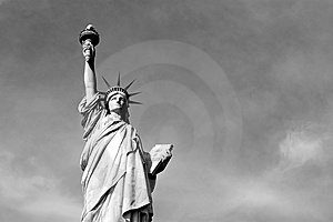 Lady Liberty Stock Images - Image: 8529134
