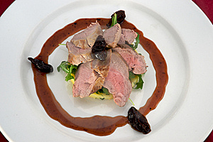 Pork Medallions Stock Photo - Image: 8530220