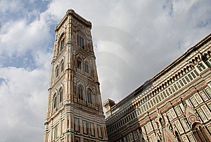 Campanile-florence,Italy Stock Images - Image: 8530474