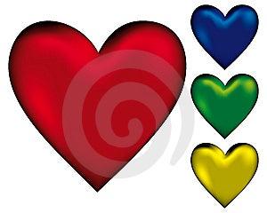 Heart Stock Photography - Image: 8531232