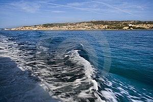 La Maddalena, Sardinia Royalty Free Stock Photos - Image: 8532598