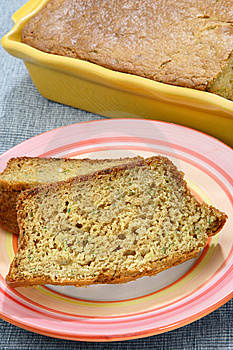 Bread With Pumpkin Stock Image - Image: 8533231