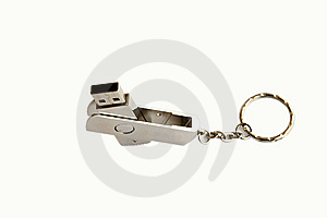 Memory Key Royalty Free Stock Photo - Image: 8533405