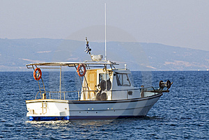 Fishing Boat Royalty Free Stock Photo - Image: 8533615