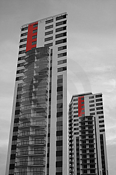 Towers. Royalty Free Stock Photos - Image: 8533758