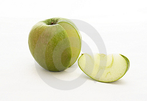 Green Apple Royalty Free Stock Images - Image: 8534079
