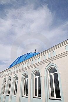 White Mosque Stock Photo - Image: 8534100