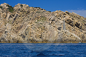 The Marine Park Of La Maddalena, Sardinia Stock Image - Image: 8534921