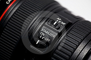 Zoom Lens Close-Up Royalty Free Stock Images - Image: 8535109