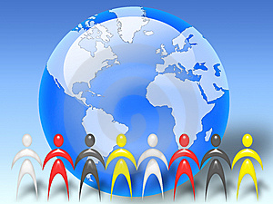 People Of The World Royalty Free Stock Images - Image: 8535469