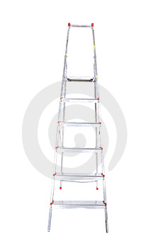 Stepladder Royalty Free Stock Photography - Image: 8536687