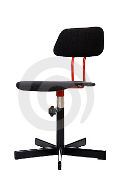 Swivel Chair Royalty Free Stock Image - Image: 8536716