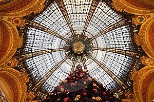 Splendid Skylight Royalty Free Stock Images - Image: 8536779