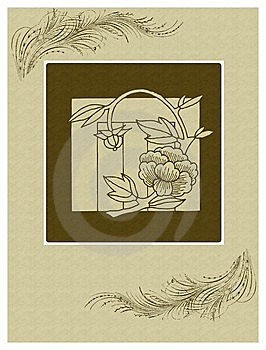 Invitation Card Royalty Free Stock Photos - Image: 8536958