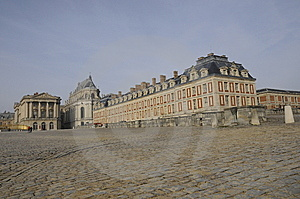 Palace Of Versillete Stock Photography - Image: 8537232