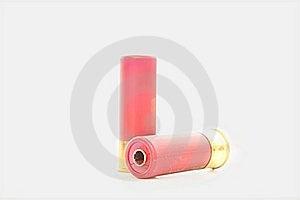Shot-gun Shells Stock Image - Image: 8538581