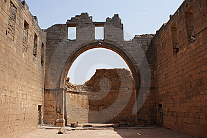 Bosra Royalty Free Stock Photo - Image: 8538685