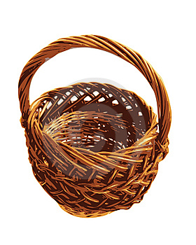Basket Stock Photos - Image: 8539153