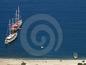 Turkish Shore Stock Photos - Image: 8539273