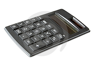 Calculator Royalty Free Stock Photography - Image: 8539467