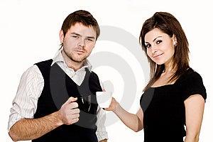 Couple Royalty Free Stock Photos - Image: 8539678