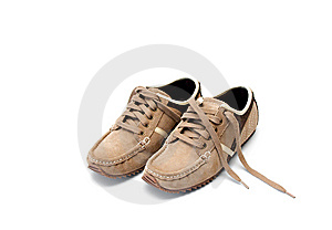 Pair Of Shoe #1 Stock Photography - Image: 8539682