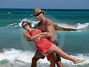Romantic Couple Royalty Free Stock Photo - Image: 8540015