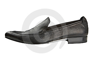 Man Shoe Stock Photography - Image: 8540252
