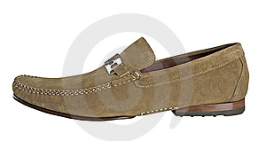 Man Shoe Stock Photos - Image: 8540343