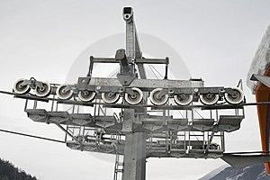 Fragmento Del Funicular Foto de archivo - Imagen: 8540360