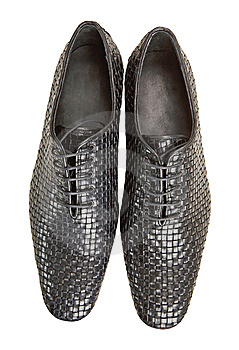 Man Shoes Royalty Free Stock Image - Image: 8540496