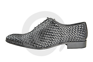Man Shoe Royalty Free Stock Photos - Image: 8540518
