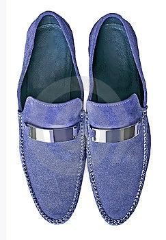 Man Shoes Royalty Free Stock Image - Image: 8540556