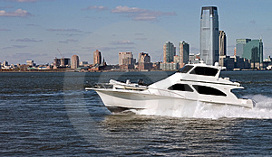 Speed Boat Royalty Free Stock Photo - Image: 8541505