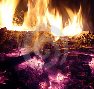 Bonfire Stock Images - Image: 8541674