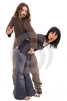 Domestic Violence Stock Photos - Image: 8542373
