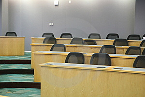 Empty Classroom Royalty Free Stock Photos - Image: 8542798