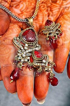 Diamond Pendant Royalty Free Stock Photography - Image: 8543427