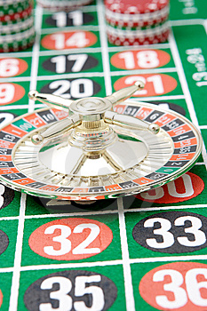 Casino Royalty Free Stock Photo - Image: 8544245