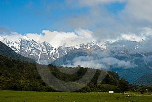 Southern Alps Stock Photography - Image: 8545212