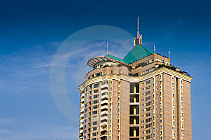 Modern Buildings Royalty Free Stock Images - Image: 8545589