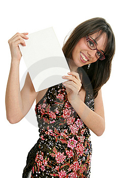 Your Message Here Royalty Free Stock Images - Image: 8545969