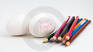 Happy Easter Royalty Free Stock Photo - Image: 8546135