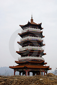 Pagoda Royalty Free Stock Images - Image: 8546559