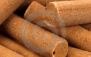 Cinnamon Candy Sticks Royalty Free Stock Image - Image: 8547026