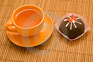 Plate Of Sweets Stock Image - Image: 8547321