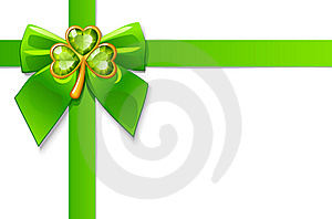 Patrick's Day Card Royalty Free Stock Photography - Image: 8548787